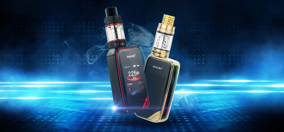 SMOK X-Priv Kit Review