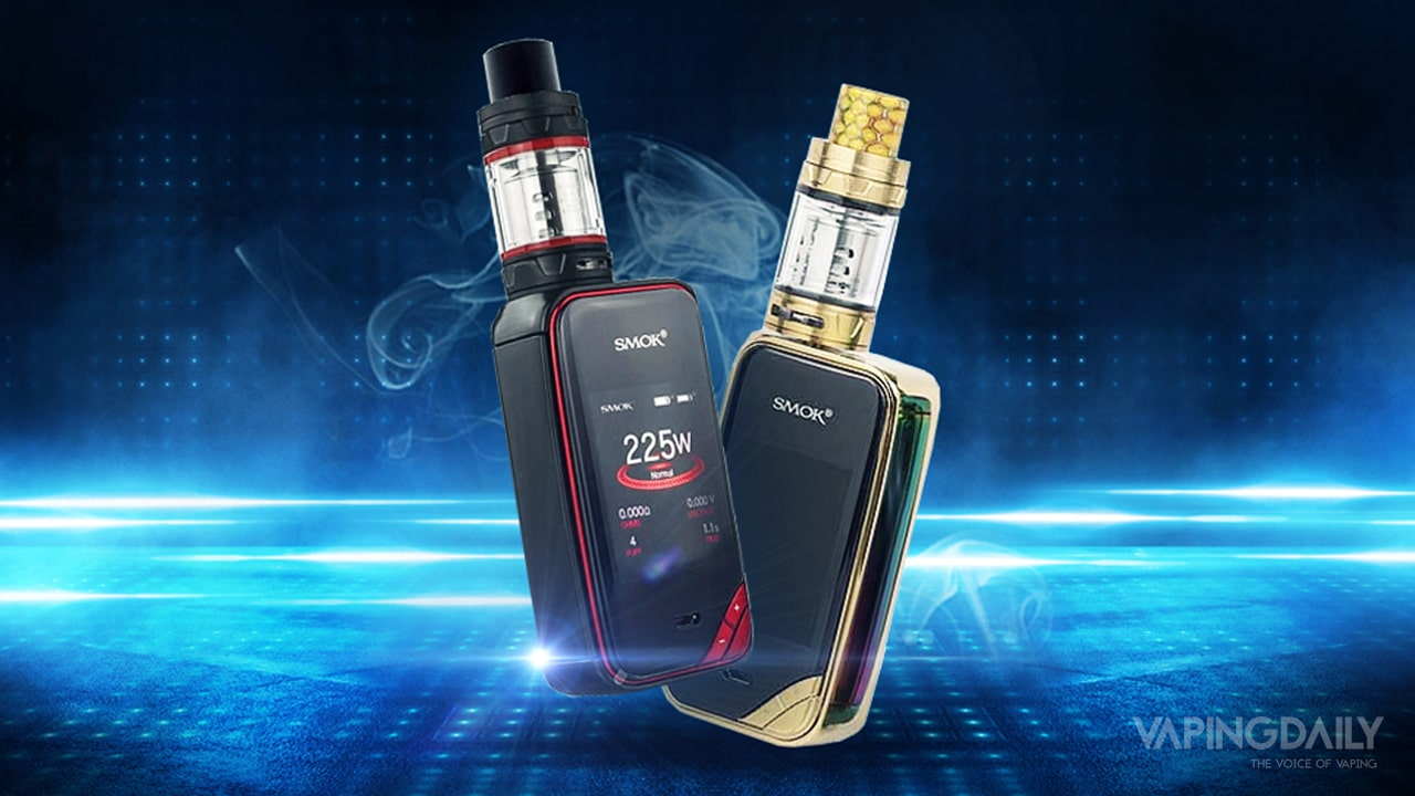 SMOK X-Priv Review