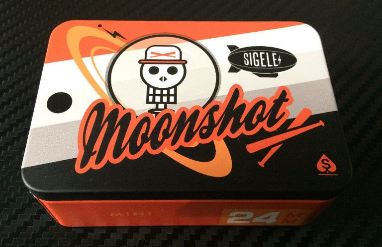 Sigelei Moonshot 24 RTA Box Review
