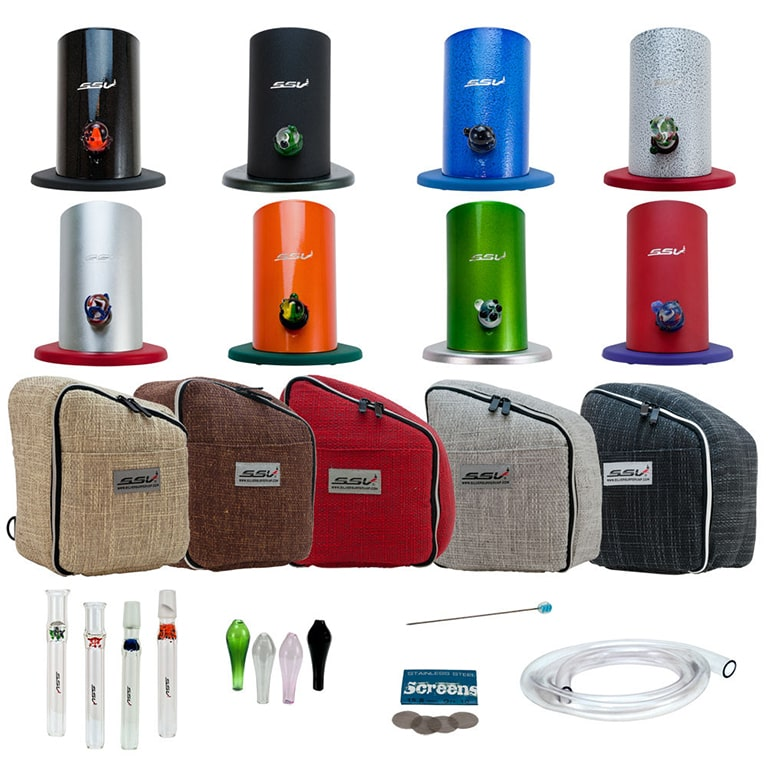 Silver Surfer Vaporizer Kit Review