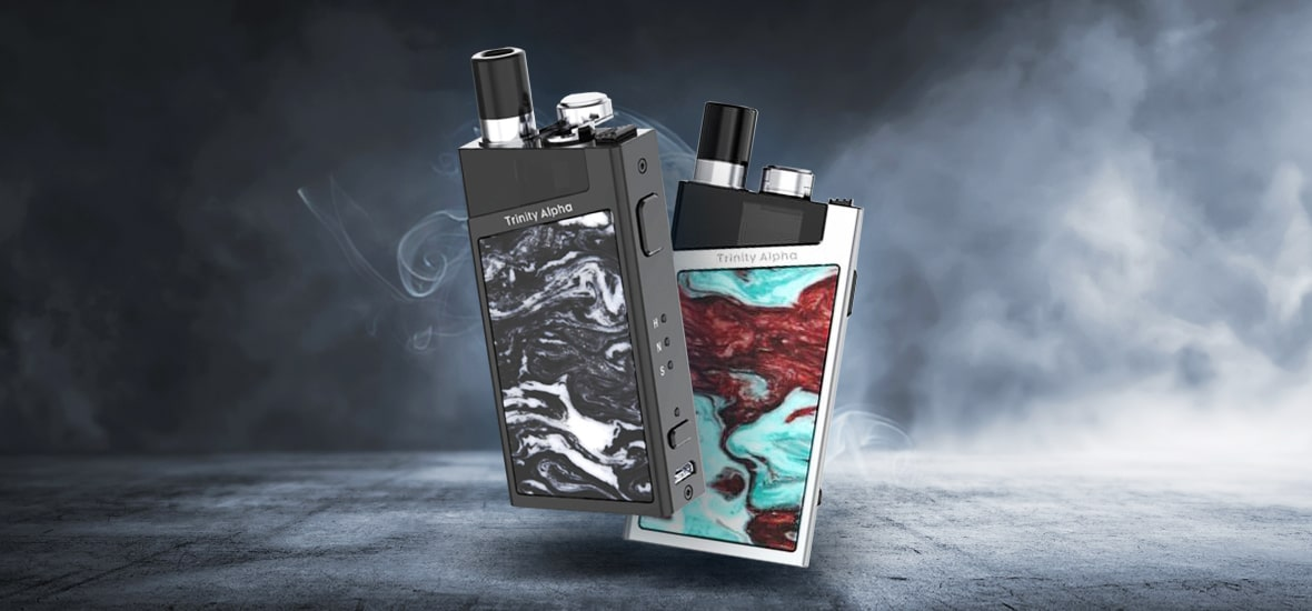 Smok Trinity Alpha Review