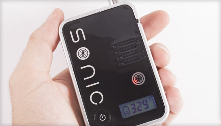 Sonic Vaporizer Usability Review