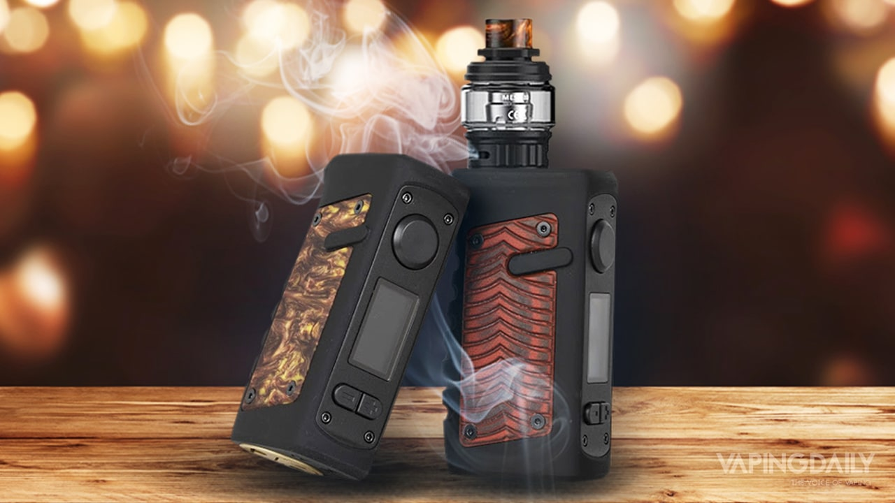 Vandy Vape Jackaroo Review