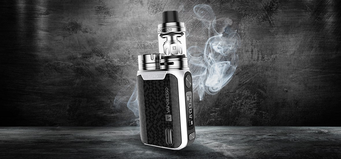 Vaporesso Swag Kit Review
