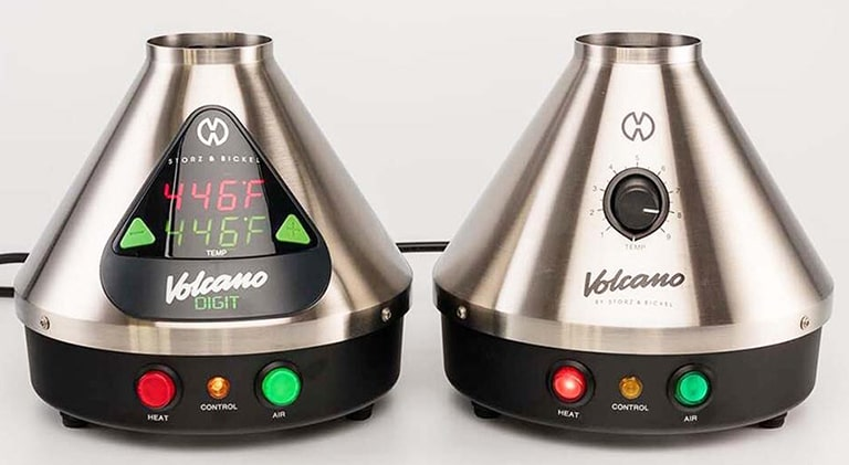 Volcano Digit Vaporizer Classic or Digital Review