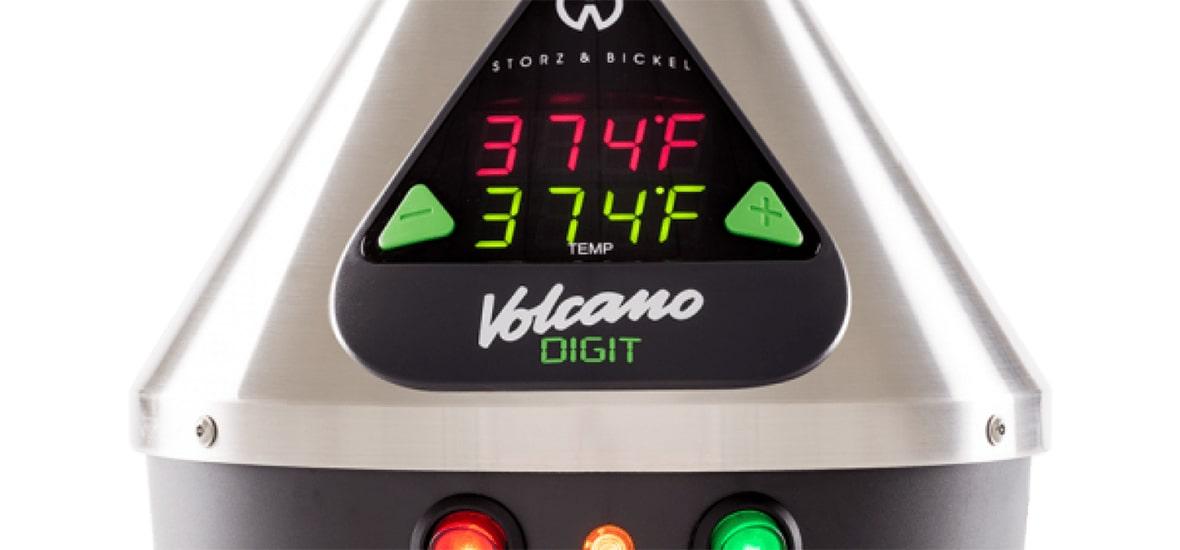 Volcano Digit Vaporizer Review