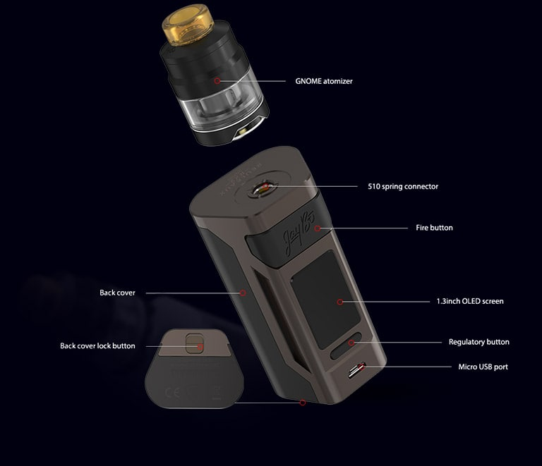 Wismec Reuleaux RX2 20700 First Look Review