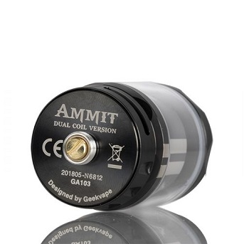 geek vape ammit 510 connection review