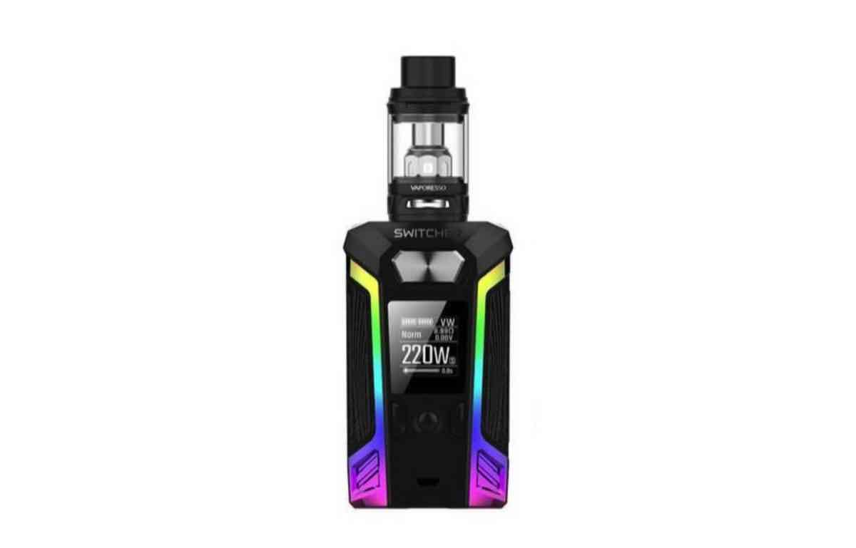 VD Vaporesso Switcher 220W Rainbaw