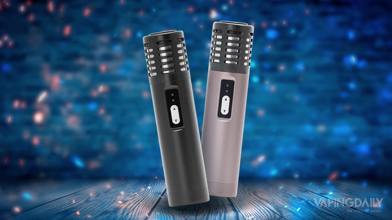 Arizer Air desktop