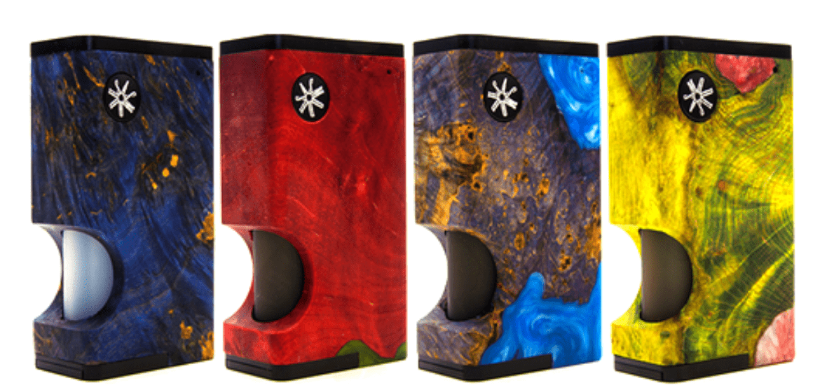 Asmodus Luna Review: Safety & Elegance In A Compact Squonk Mod