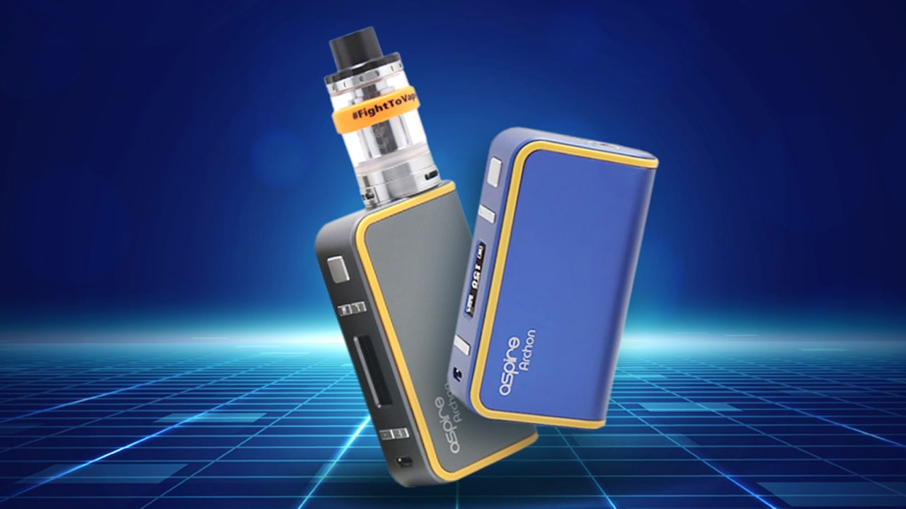 The Aspire Archon 150W Box Mod: The Vapor That Blows You Away