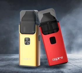 Aspire Breeze 2 sidebar