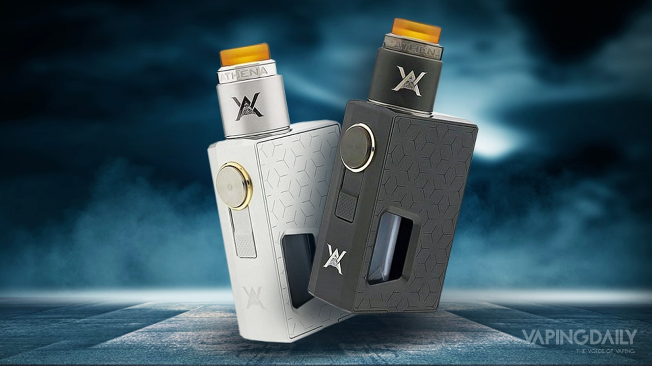 GeekVape Athena RDA Squonk Kit desktop