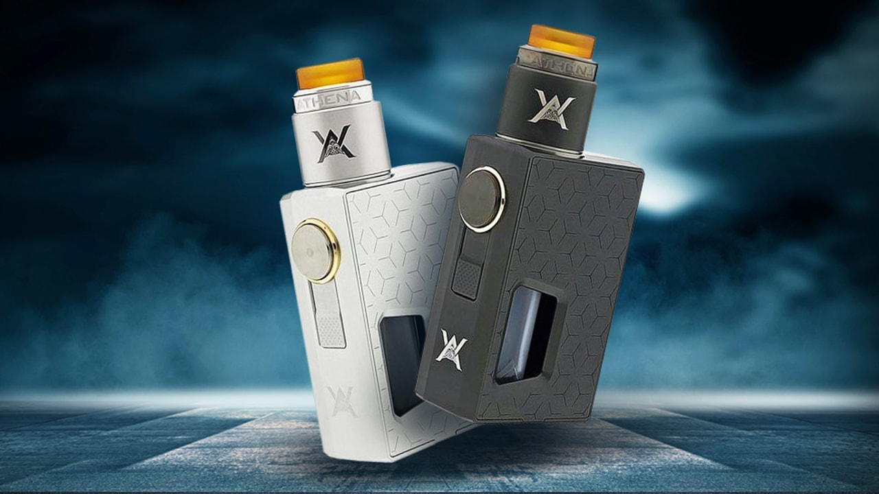 GeekVape Athena RDA Squonk Kit review