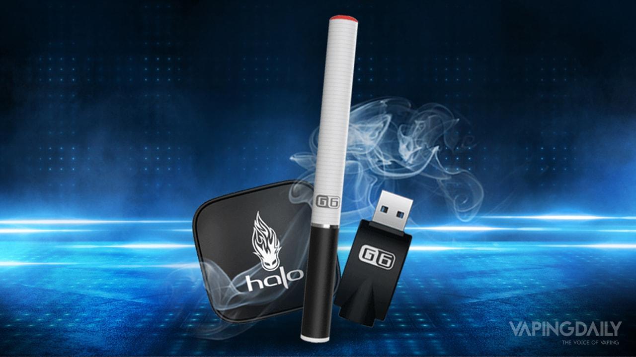Halo G6 E-Cigs desktop