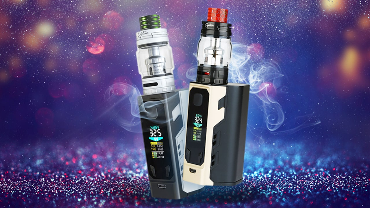 IJoy Captain X3 Kit review