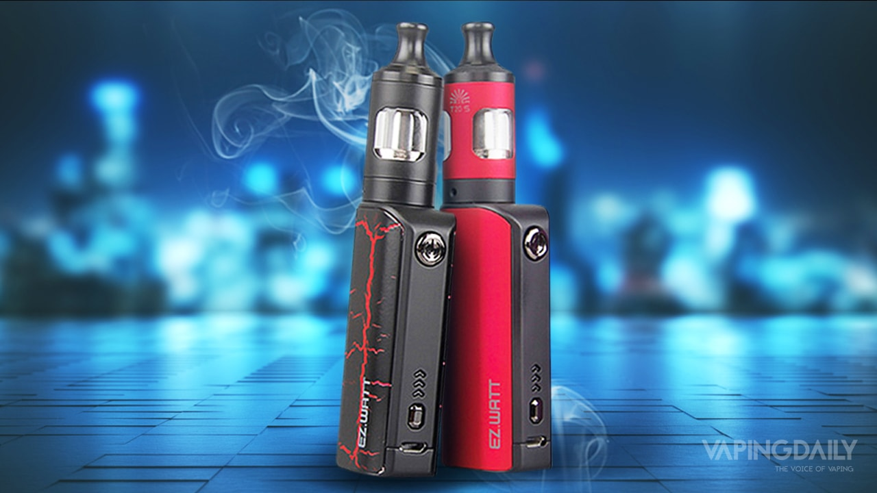 Innokin EZ Watt Starter Kit desktop
