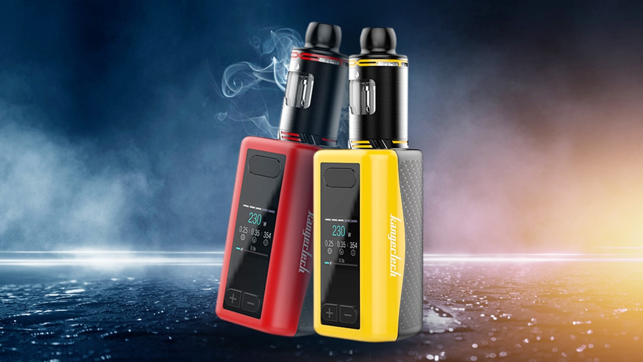 Kangertech IKEN Kit review