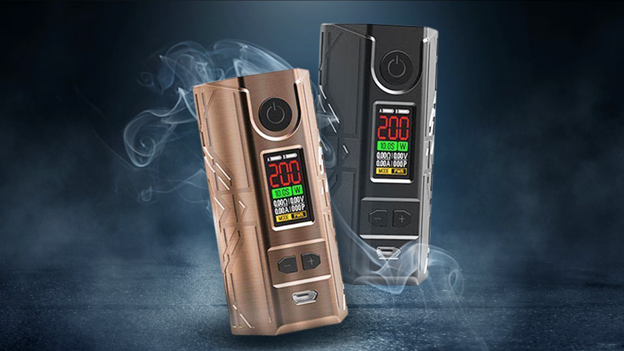 Laisimo Defender 200W Box Mod Review: Out With the New, In With the Old