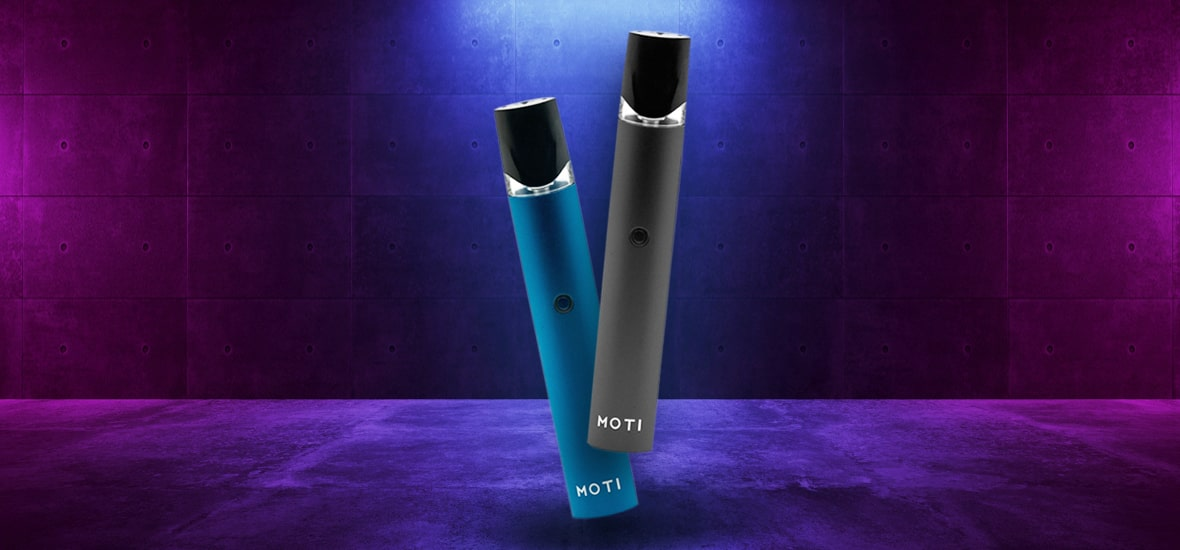 New Pod Vape MOTI review