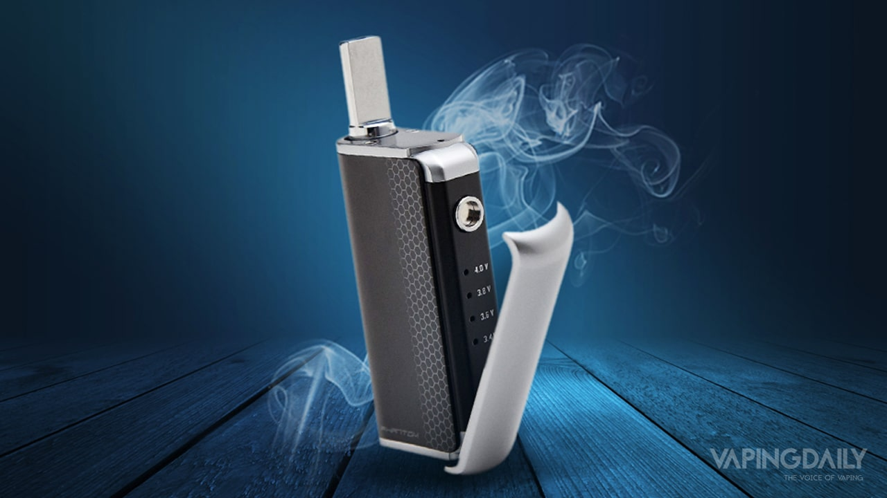 Phantom Vaporizer desktop