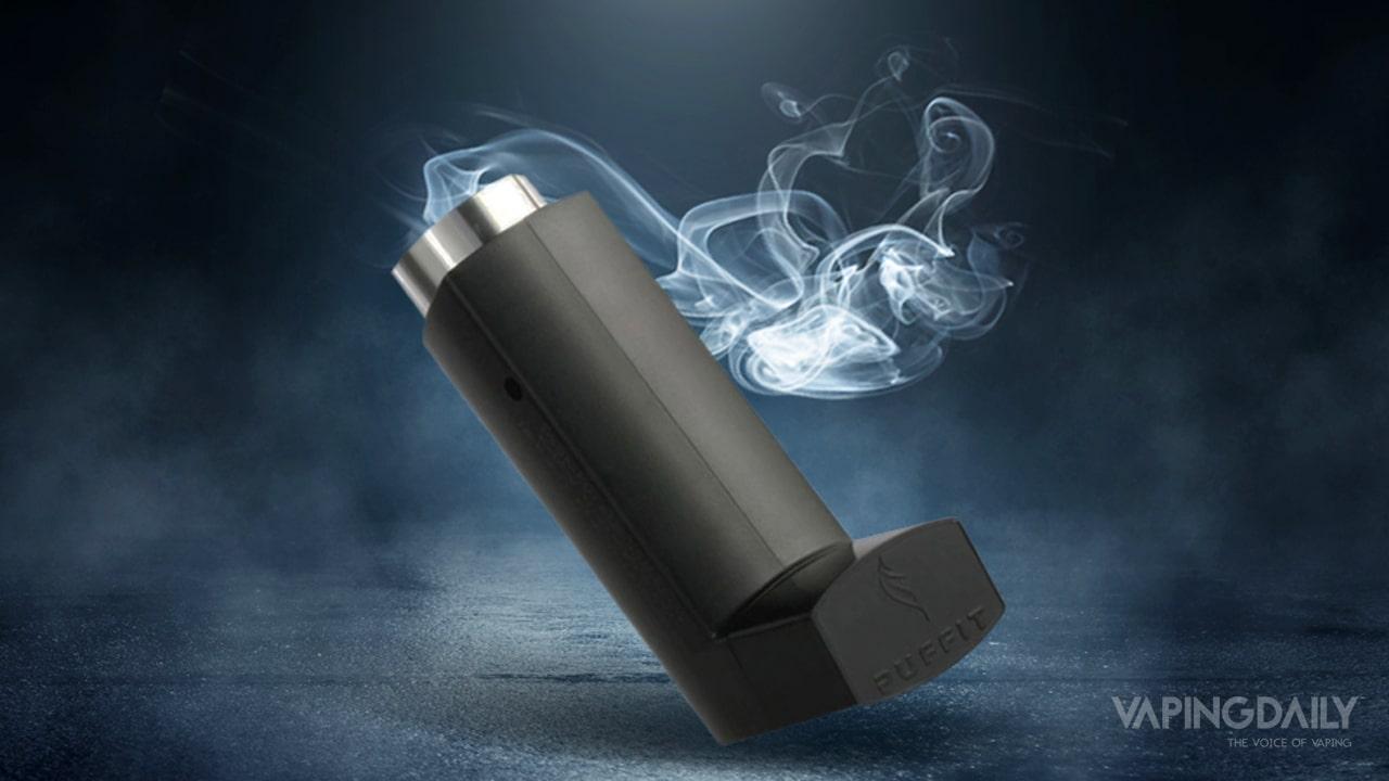 PuffIt Inhaler desktop