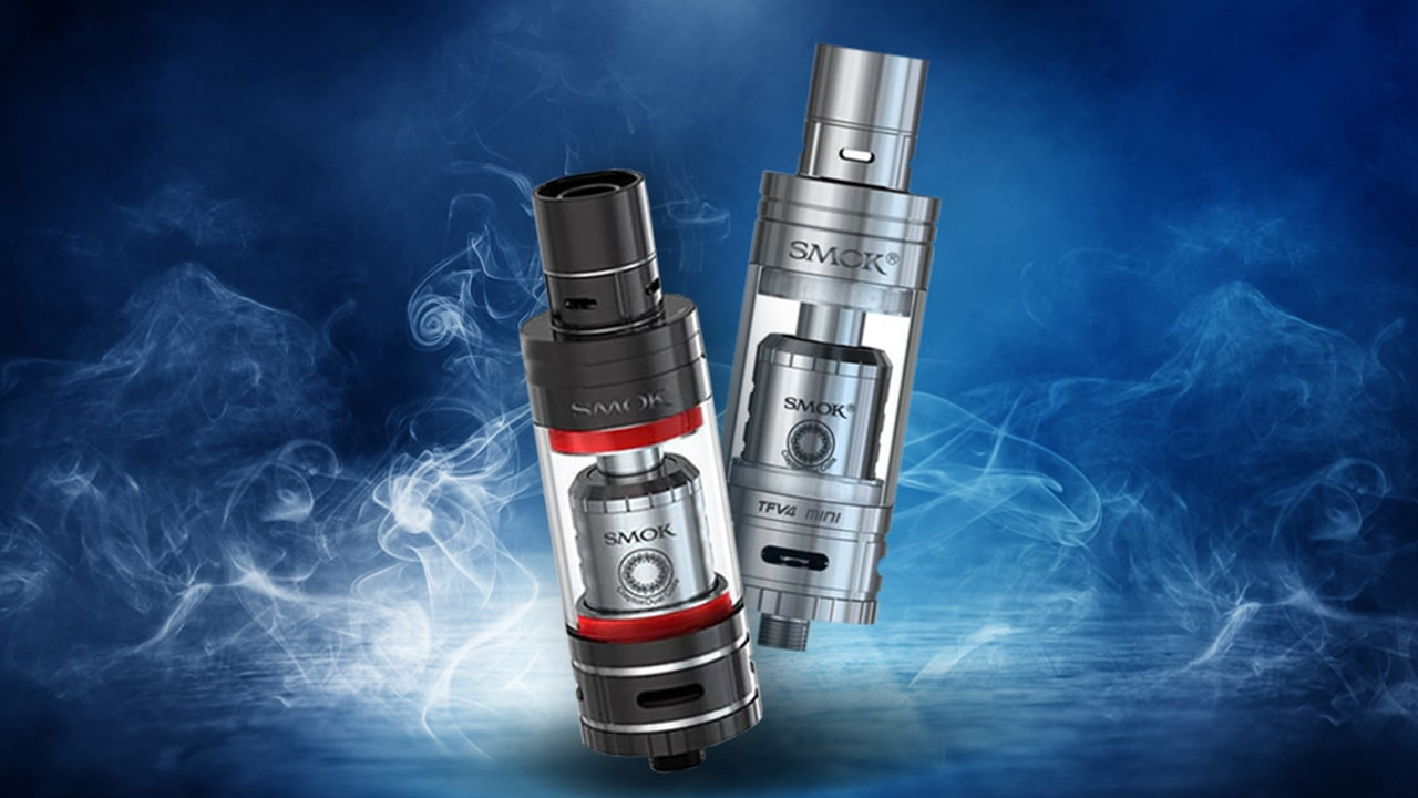 SMOK TFV4 Sub-Ohm Tank Kit Review