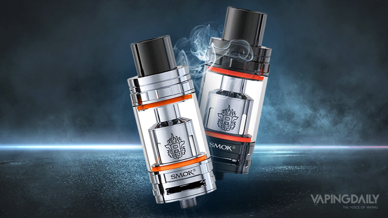 Smok TFV8 Cloud desktop