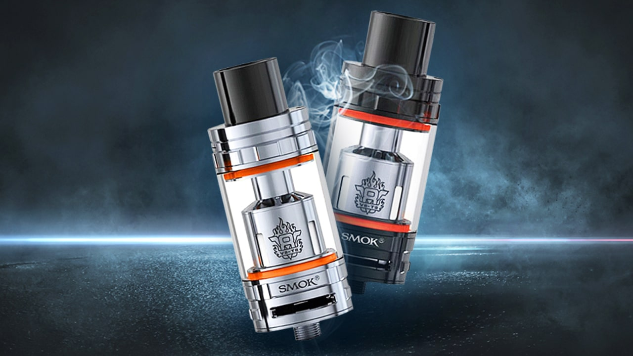 Smok TFV8 Cloud review