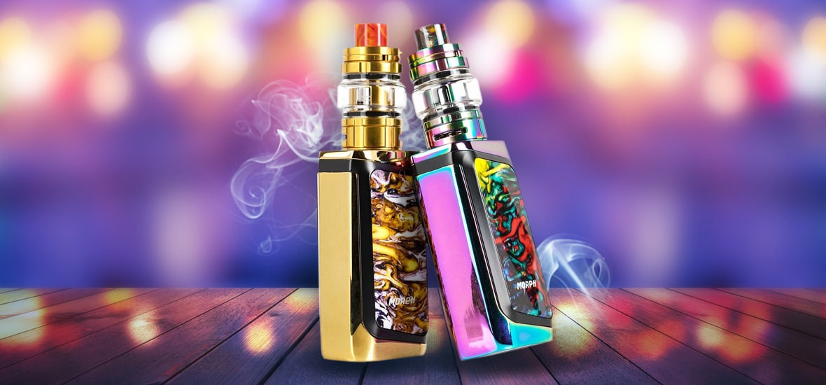 The SMOK Morph 219W Starter Kit review