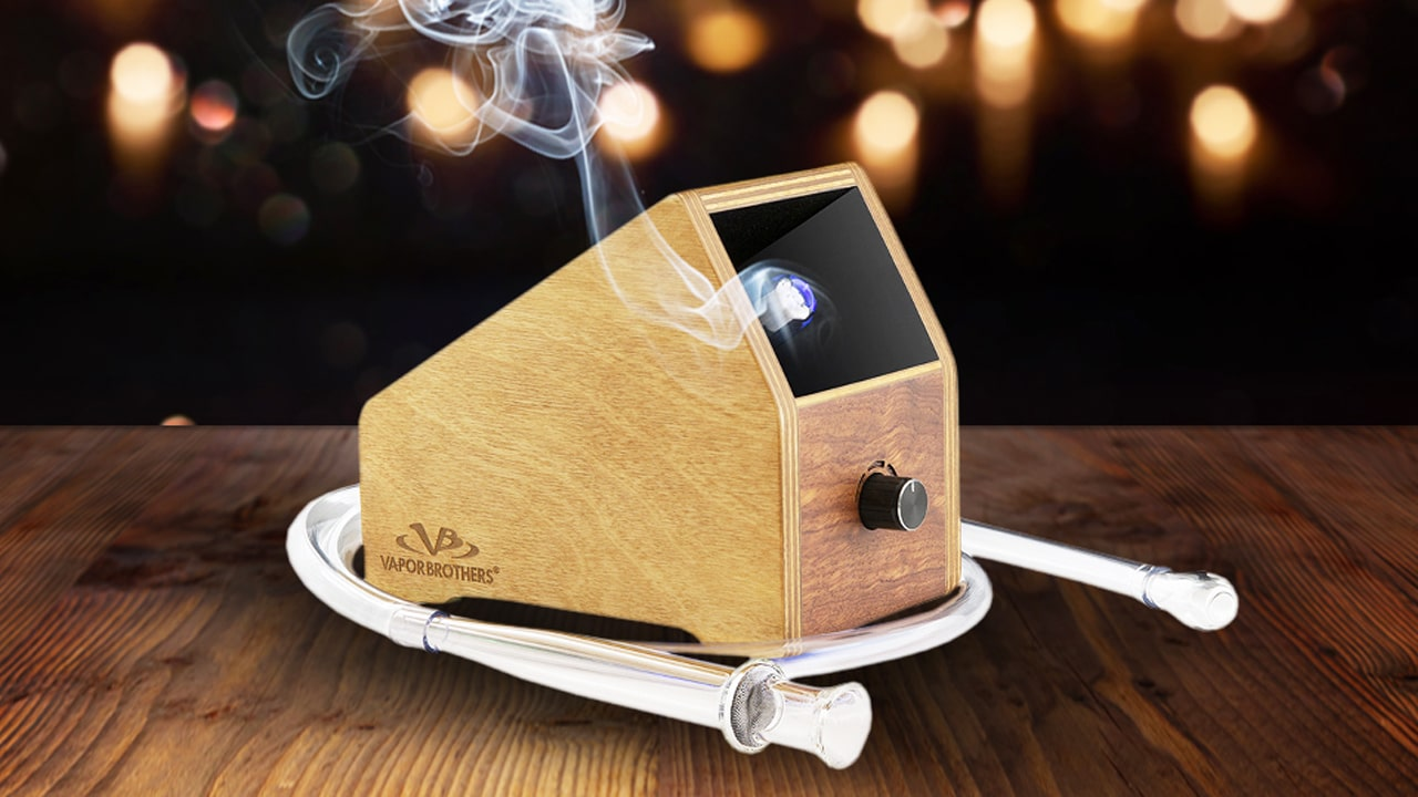 Vapor Brothers Vaporizer Review
