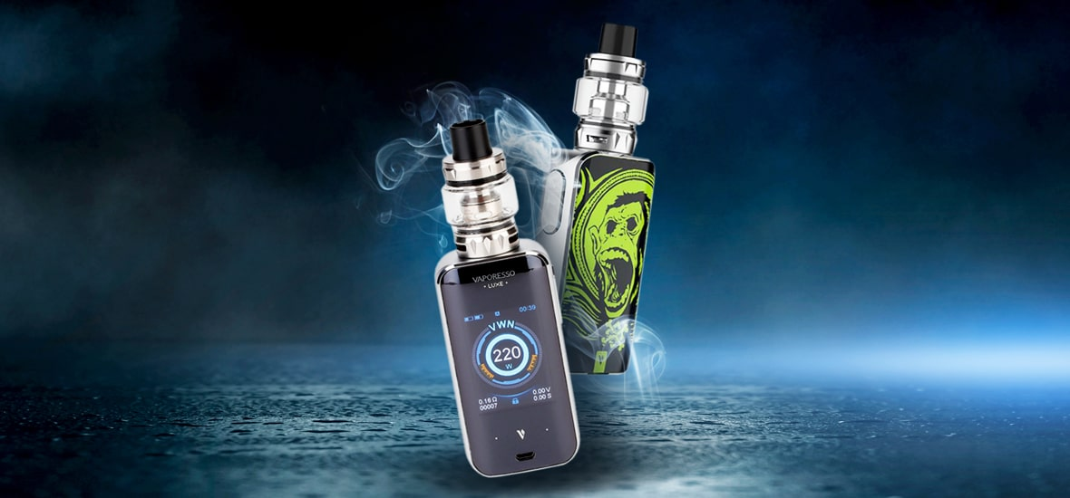 Vaporesso Luxe review