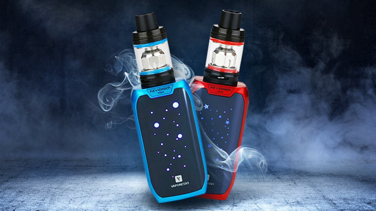 Vaporesso Revenger Mini review