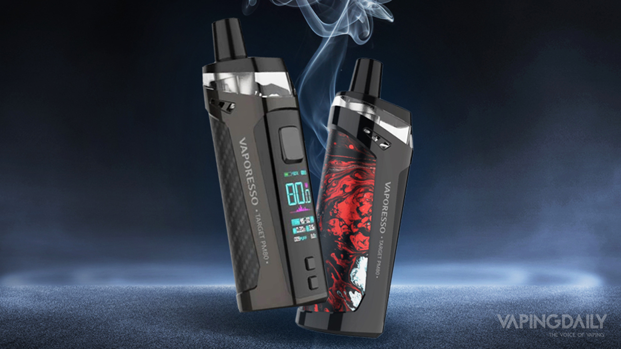 Vaporesso Target PM80 Review