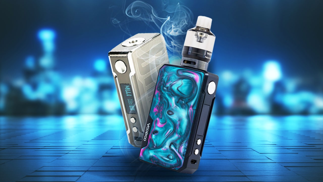 VooPoo Drag review
