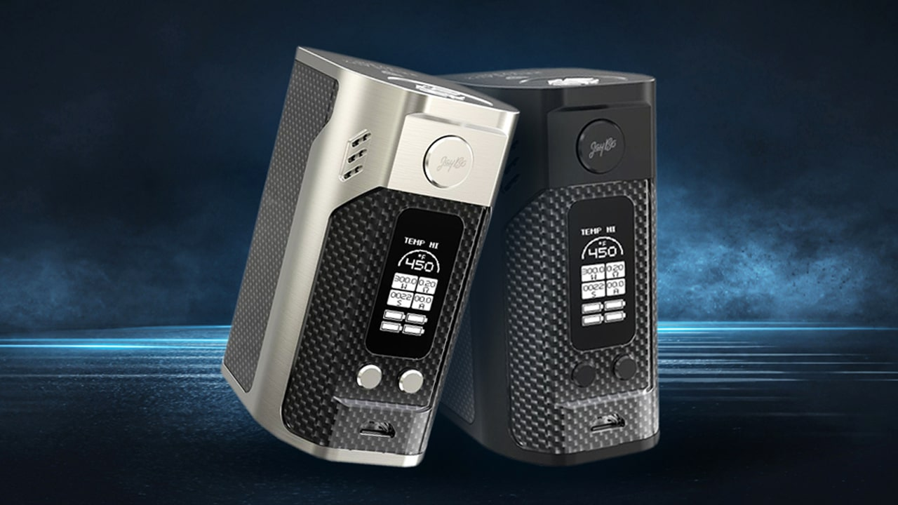 Wismec Reuleaux RX300 review