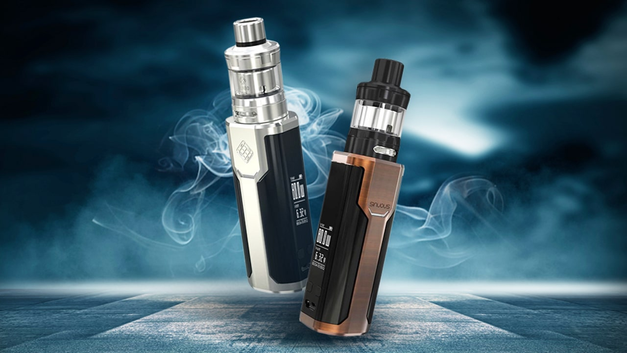 Wismec Sinuous P80 Kit Review
