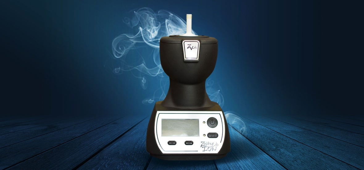 Zephyr Ion Vaporizer Review
