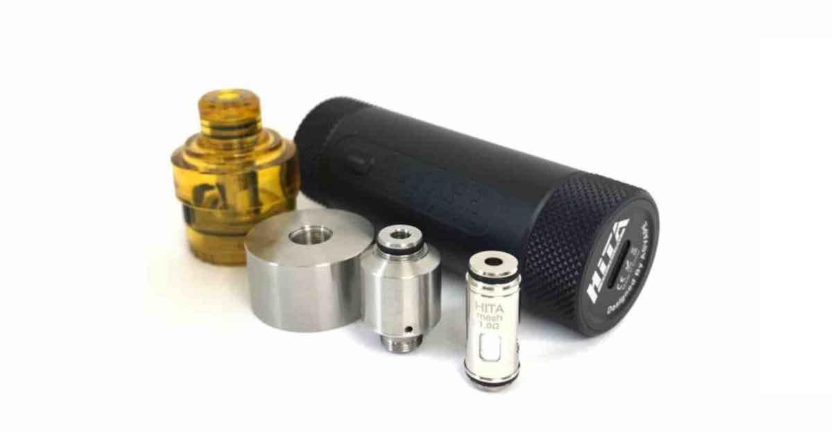 The Asvape Hita: Portable and Affordable