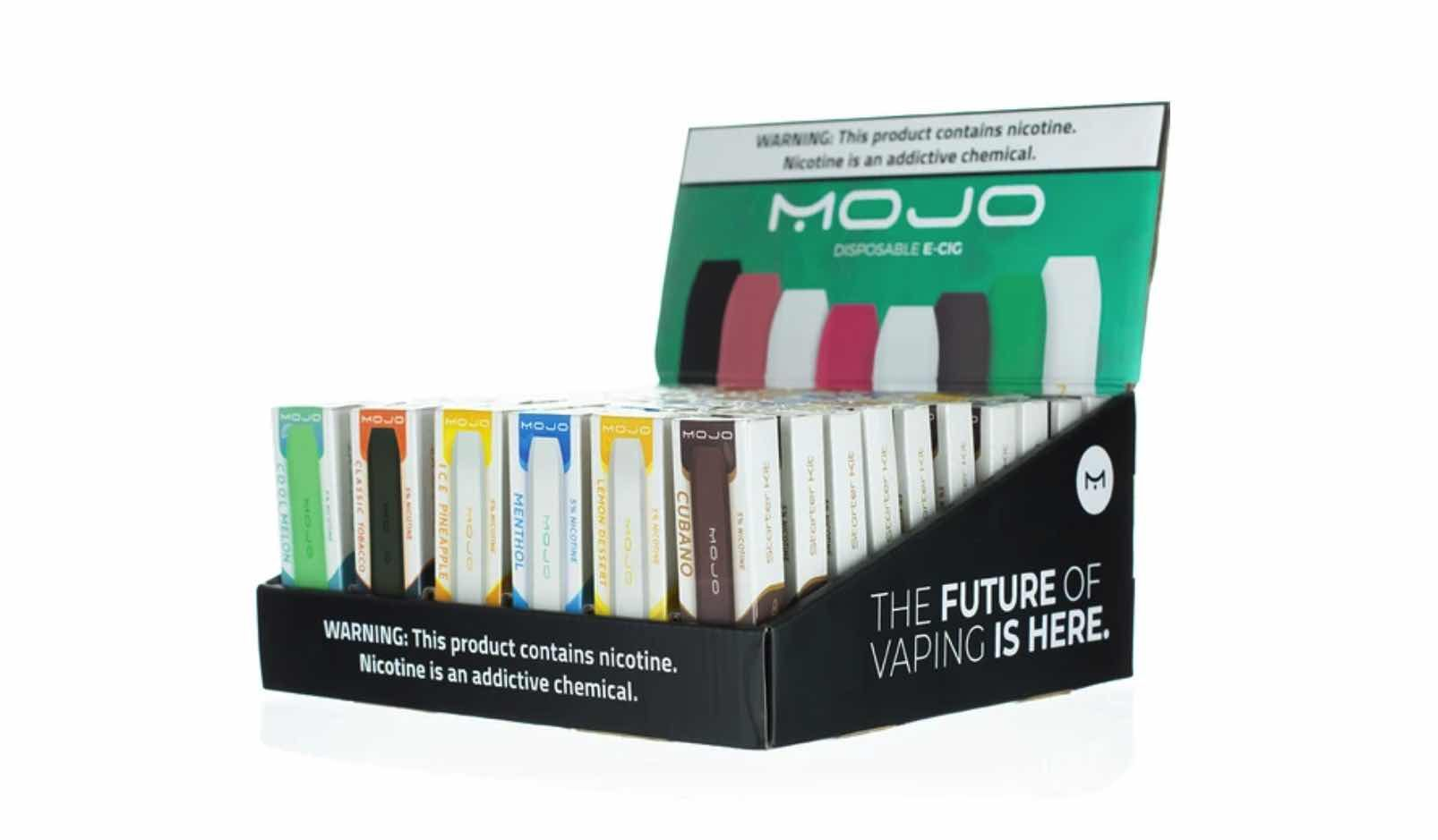 Mojo Vape: Quality Crafted Pod Vapes for 2020