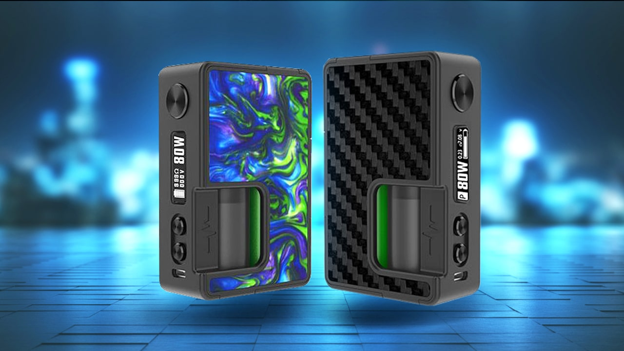 Pulse 80w by Vandy Vape — BF Squonk Box Mod Kit