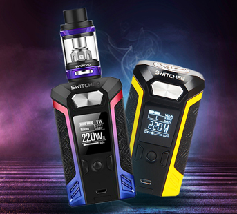 Vaporesso Switcher mobile image
