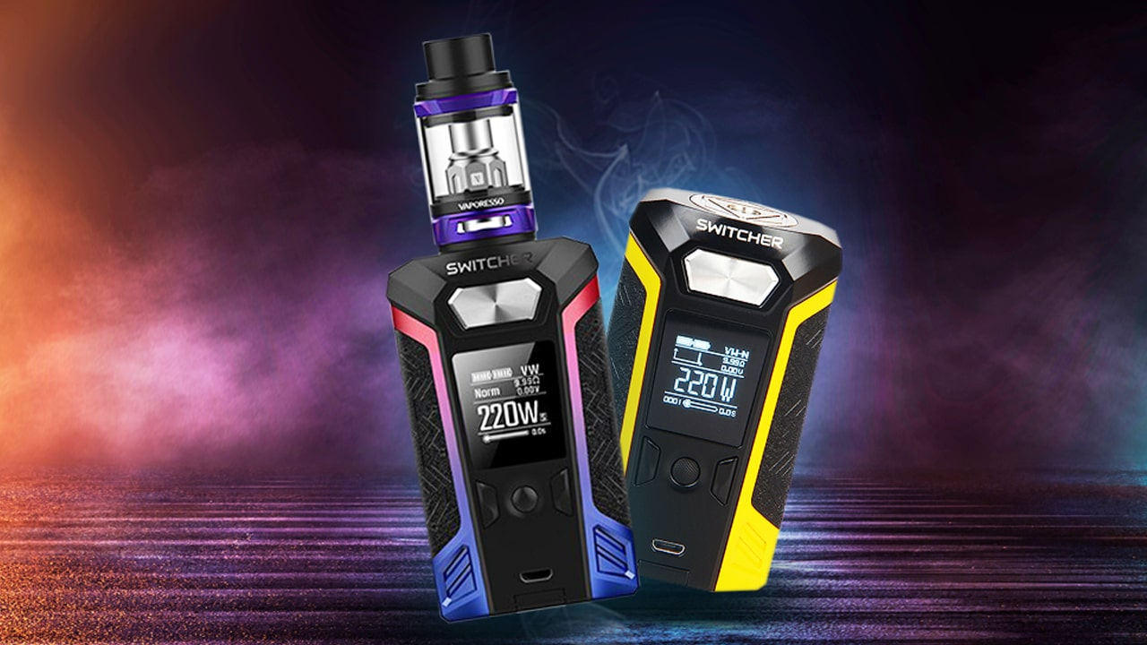 vaporesso switcher review