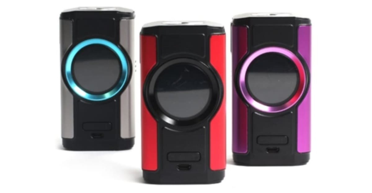 Aspire Dynamo Kit Review: Feel the Power of a Dual 20700