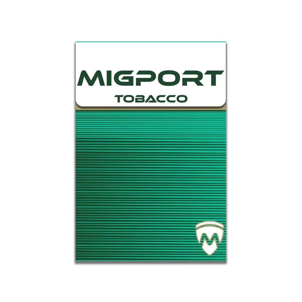 MIGPORT MENTHOL TOBACCO FLAVOR E JUICE