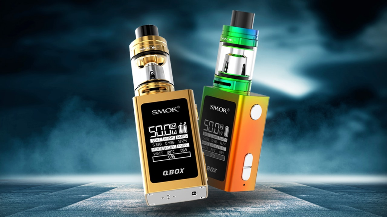 Smok Qbox 50W review