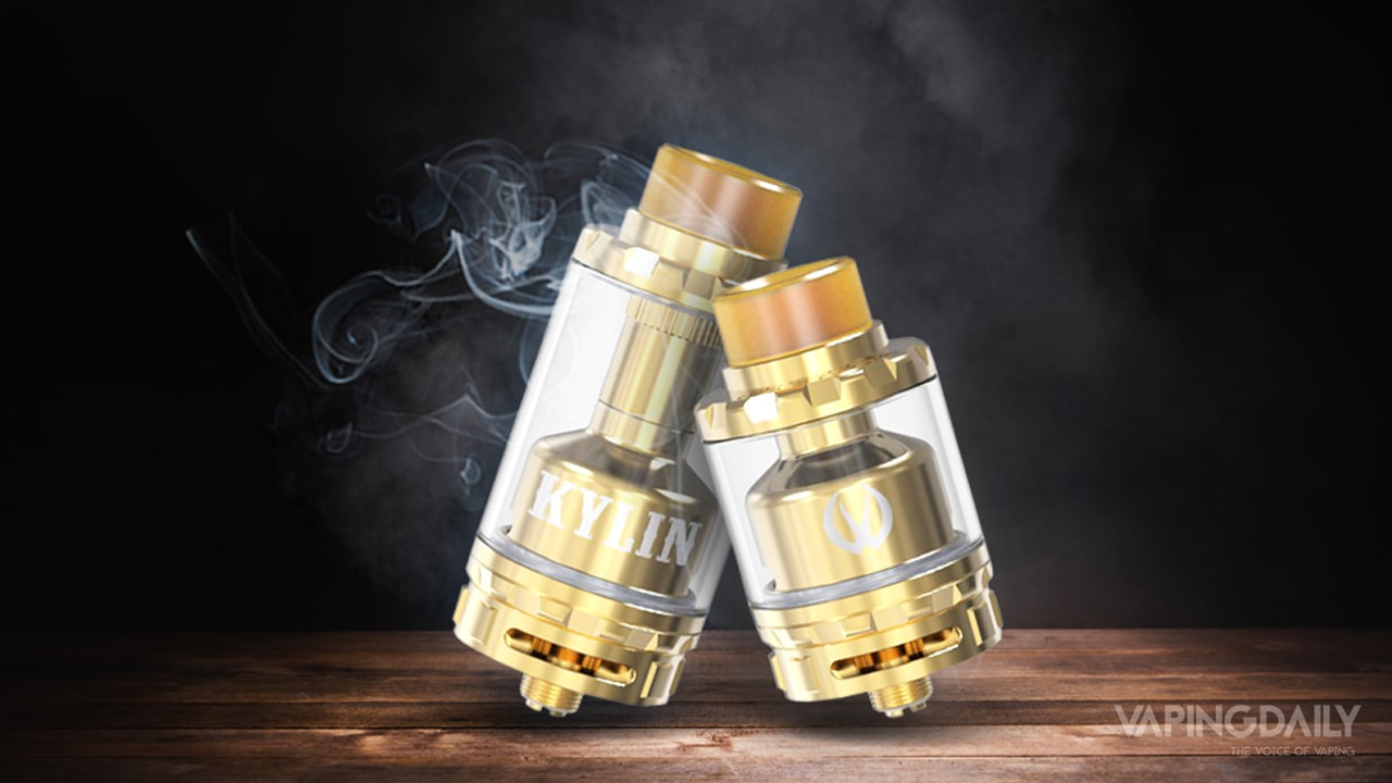 Vandy Vape Kylin RTA desktop