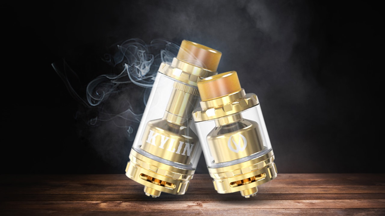 Vandy Vape Kylin RTA review