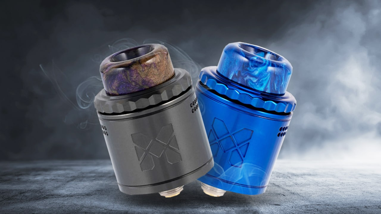 Vandy Vape Mesh RDA review